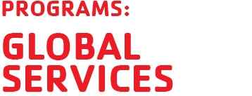 programs: global services